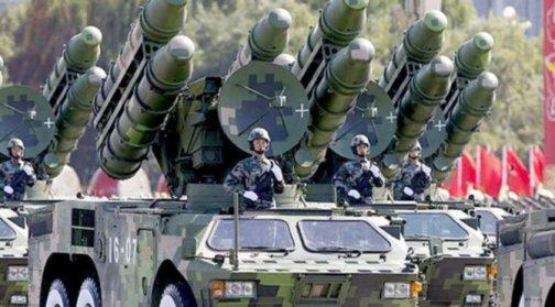 चीन ने नई मिसाइल का टेस्ट किया,ये 10 न्यूक्लियर वॉरहेड्स ले जाने में कैपेबल है,अमेरिका को दी चुनोती